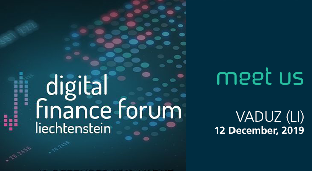 Join our workshop at the Digital Finance Forum Liechtenstein