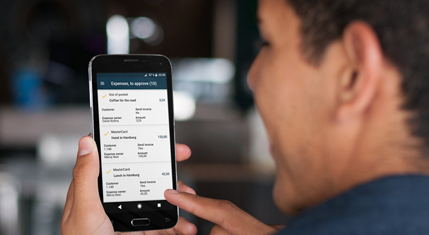 Video: Complete your tasks on your mobile with Next Approve